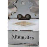 【アンティーク】allumettes缶