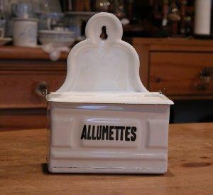画像1: オールドファームハウスシリーズ〜Allumettes Box(アルメット ボックス)〜