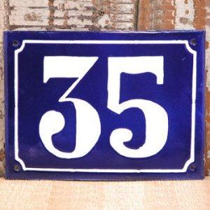 """画像2: ZAKKA BOOK 掲載♪オールドファームハウス サインボード""""35"""""""