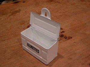 画像2: オールドファームハウスシリーズ〜Allumettes Box(アルメット ボックス)〜